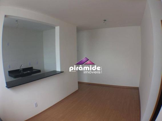 Apartamento Com 2 Dormitórios Para Alugar, 43 M² Por R$ 900,00/mês - Jardim Das Indústrias - São José Dos Campos/sp - Ap11365