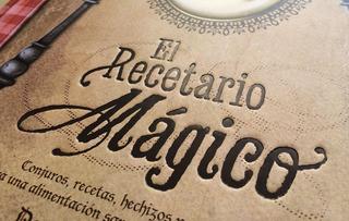 Kit Imprimible: 2 Recetarios Mágicos * Wicca