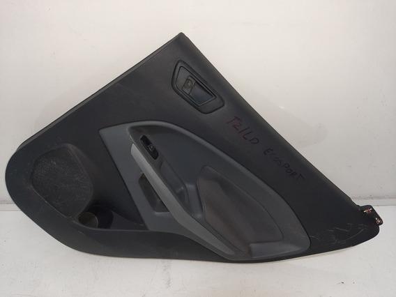 Forro Porta Traseira Direita Ford Ecosport - Original