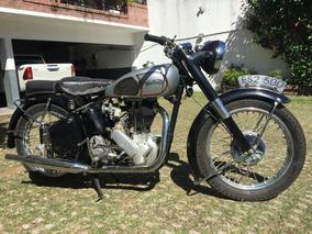 Norton 500 - Año 1949 -