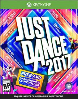 Just Dance 2017 Español Xbox1 Nuevo
