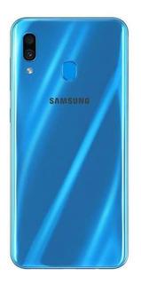 Smartphone Samsung Galaxy A30 64gb Azul 4g - 4gb Ram 6,4 Câ