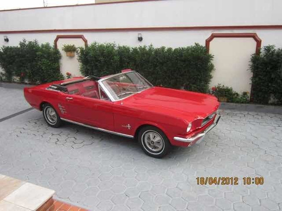 Ford Mustang 1966,
