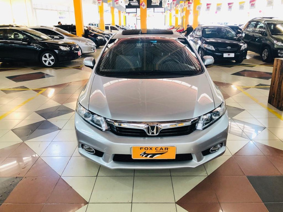 Honda Civic Exr 2.0 2013/2014 (9152)