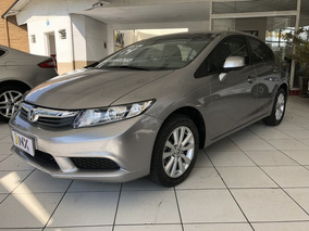 Civic 1.8 Lxs Sedan 16v Flex 4p Automático