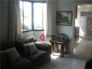 Apartamento Com 3 Dormitórios À Venda, 96 M² Por R$ 480.000,00 - Centro - São Bernardo Do Campo/sp - Ap0365