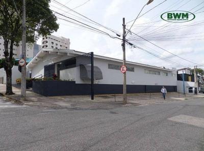 Prédio Para Alugar - Jardim Paulistano - Sorocaba/sp - Pr0113