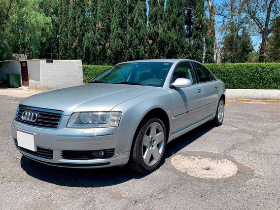 Audi A8 4.2 Tiptronic Quattro Lwb At 2003