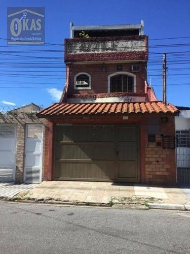 Imagem 1 de 1 de Sobrado Com 3 Dormitórios À Venda Por R$ 583.000,00 - Vila Amorim - Suzano/sp - So0199