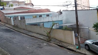 Casa/ Terreno 290 Mts Vila Madalena