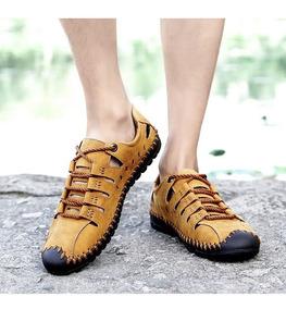 Cuero Cuero Zapatos Casual Casual Hombres Zapatos Negocios 8Nwnm0