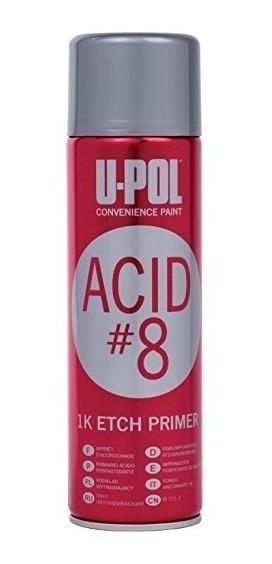 U-pol Products 0741v Grey Acid