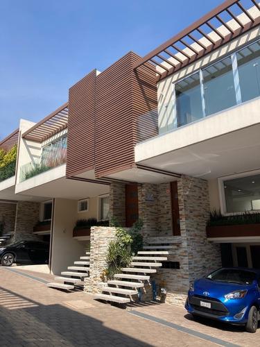 Imagen 1 de 12 de Venta Casa Nueva  3 Recamaras  En Condominio Santa Fe