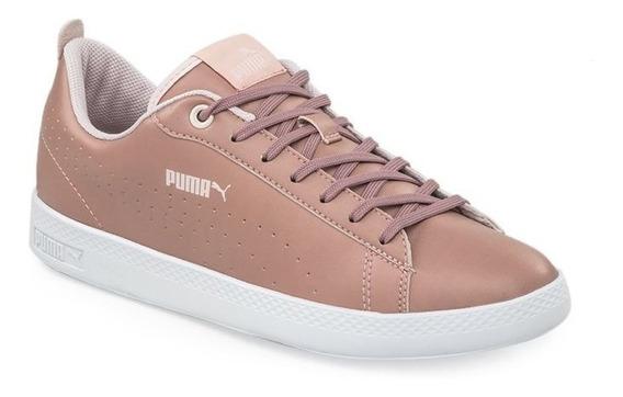 zapatillas puma de mujer rosas