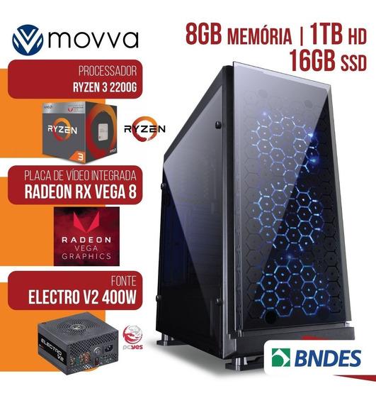 8 Computadores (somente Gabinete) Amd Ubuntu 64 Bits