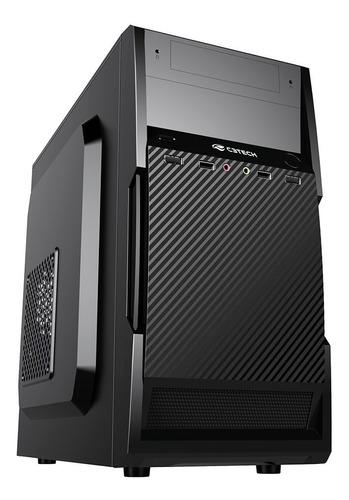 Imagem 1 de 5 de Cpu Computador Pc Intel Core I3 4gb Ssd 120gb - Novo + Nfe