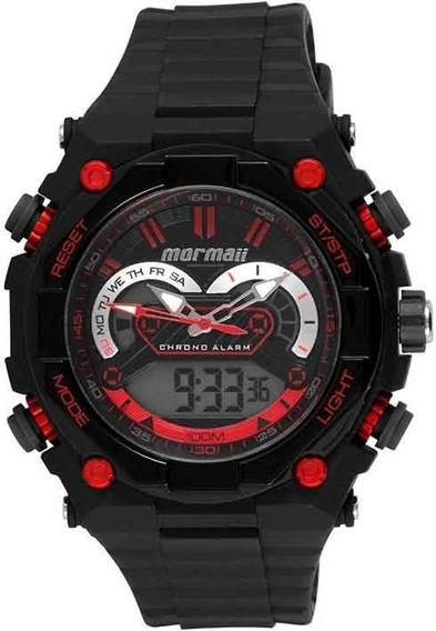 Relógio Mormaii Masculino Acqua Pro Resist Yp1570/8r