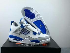 Tenis Nike Air Jordan 4 Retro Military Original Na Caixa