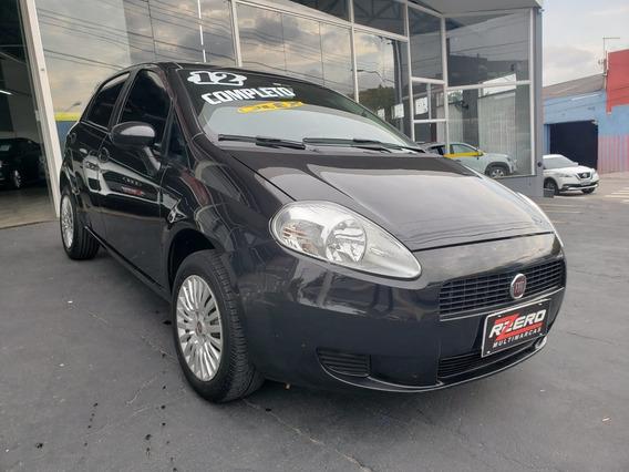Fiat Punto 2012 Completo Attractive 1.4 Flex 65.000 Km Novo