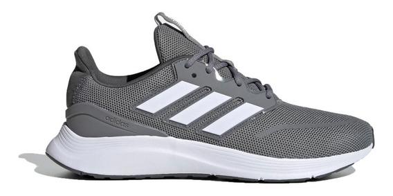 adidas Zapatillas Running Hombre Energyfalcon Gris- Blanco