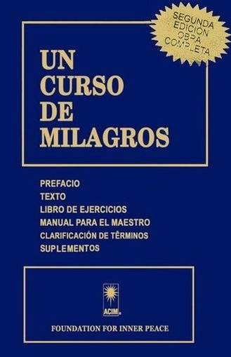 Un Curso De Milagros | Foundation For Inner Peace