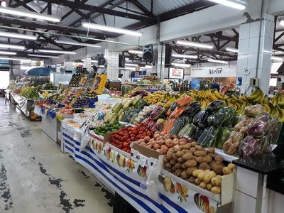 Hortifrut A Venda No Mercado Municipal Do Tucuruvi