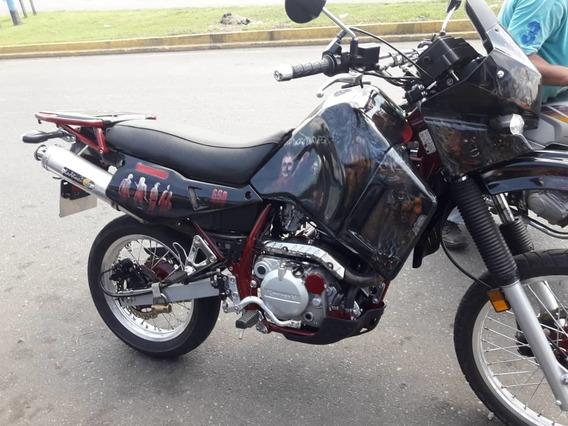 Moto Kawasaki Klr 2006