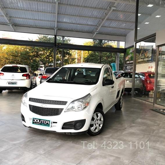 Chevrolet Montana Ls 1.4 2018 Flex Montana 18 Completa