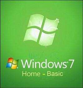Win 7 Home Basic 32/64 Bits - Leia O Anuncio - Envio 3 Min