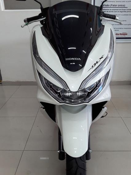 Pcx 150 Abs Deluxe Lançamento!!! Financ/aceito Moto Usada