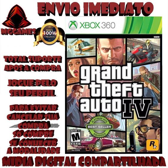 Gta Iv - Digital Xbox 360