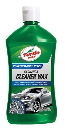 Cera Carnauba Cleaner Wax Turtle Wax