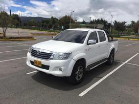 Toyota Hilux 2.7 Gasolina Mod 2012