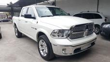 Ram 1500 Laramie 5.7 Automatico 4 X 4 Blanco Nafta