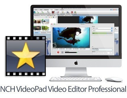 Nch Videopad Video Editor Professional 2019 Version 5.31