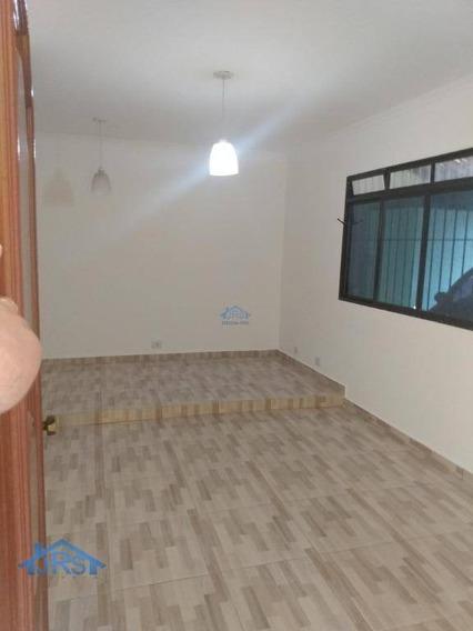 Casa Com 3 Dormitórios Para Alugar Por R$ 2.400/mês - Jardim Belval - Barueri/sp - Ca0368
