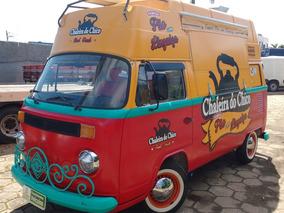 Volkswagen Kombi Food Truck Ano 94