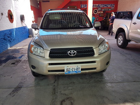 Toyota Rav4 Vagoneta Base 3 Fila At 2006 Autos Y Camionetas