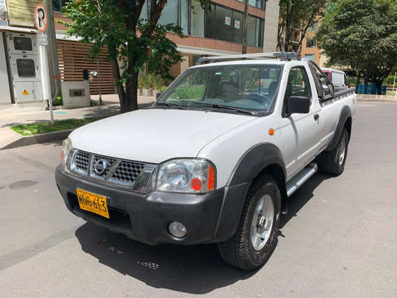 Pick-up Nissan Frontier 2006 Turbo Diesel 4x4