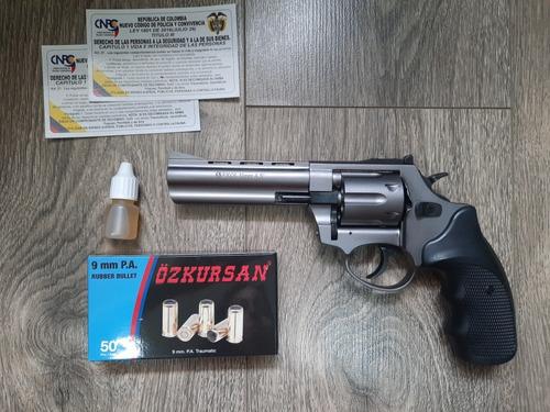 Revolver Traumatico Ekol Viper 4.5 + 50 Tiros