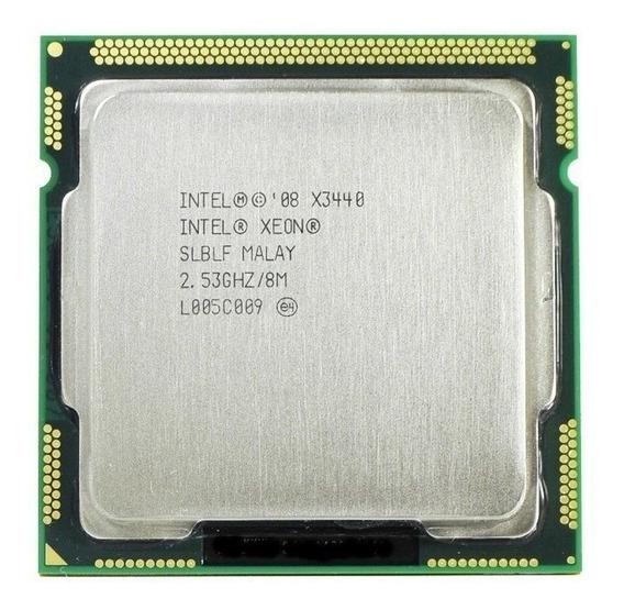 Processador Intel X3440 2.93ghz 1156 Core I7 880 + Brinde