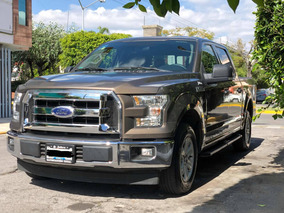 Ford Lobo 5.0l Doble Cabina Xlt V8 4x2 At 2017