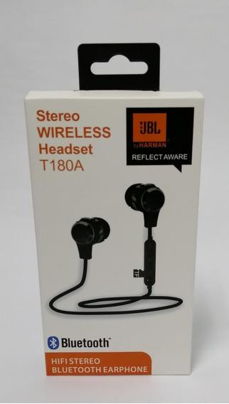 Audifonos Inalambricos Jbl T180a Bluetooth Manos Libres
