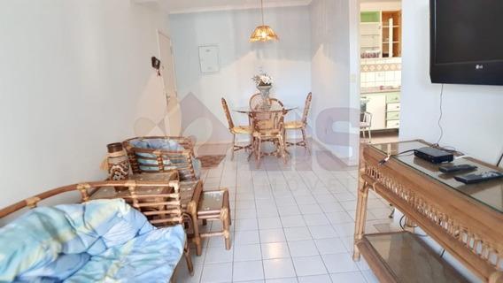 Apartamento Mobiliado Para Locação Definitiva A 100 Mts Da Orla Da Praia. - Ap00831 - 68201055