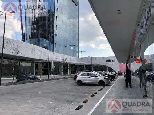 Oficina En Renta En Obra Gris En Edificio Ubicado En Blvd. Las Torres Angelopolis Puebla