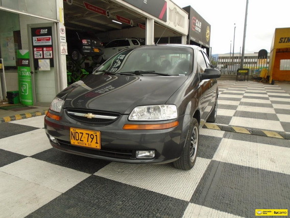 Chevrolet Family Aveo