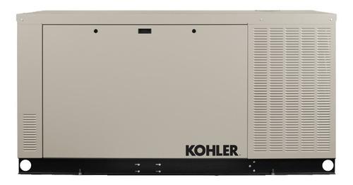 Grupo Electrógeno Kohler 48kva Gas Cabinado Eeuu T/ Generac