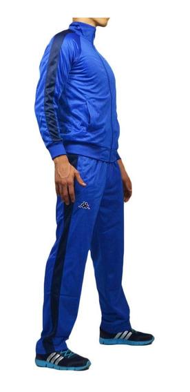 Agasalho Kappa Sportswear Tiziano Elanca Jaqueta+ Calça C/nf