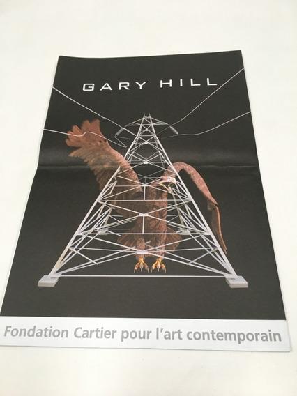 Folleto Exposición Fundación Cartier: Gary Hill Tabaimo 2007