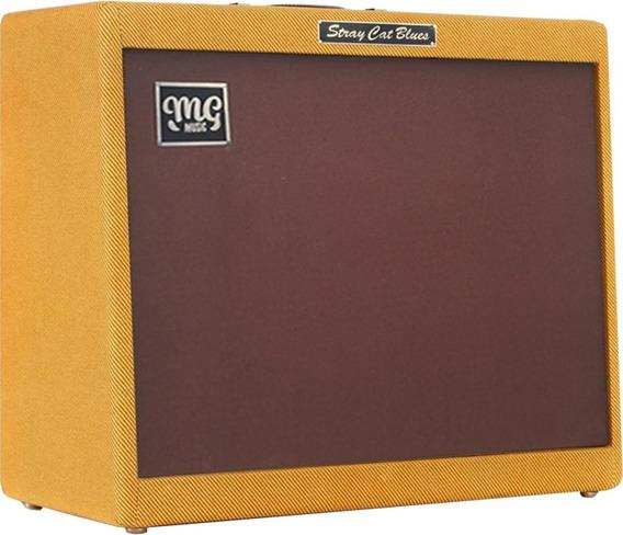 Amplificador Mg Music Stray Cat Blues 2 X 12 Tweed Twin